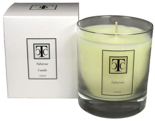 Stem Ginger Scented Candle 40 hour